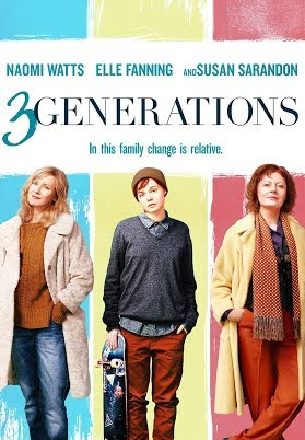 About Ray 3 Generations [2015] [DVDR] [NTSC] [LATINO]