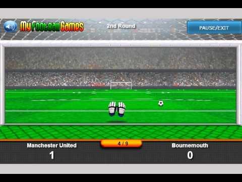 Goalkeeper Premier - Awesome Game
