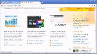 jQuery Tutorial - 139 - Introduction to jQuery UI
