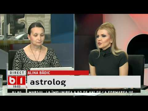 HOROSCOP 360 De Grade, Cu Alina Badic ZODIA BERBEC 25 31  MARTIE  2017