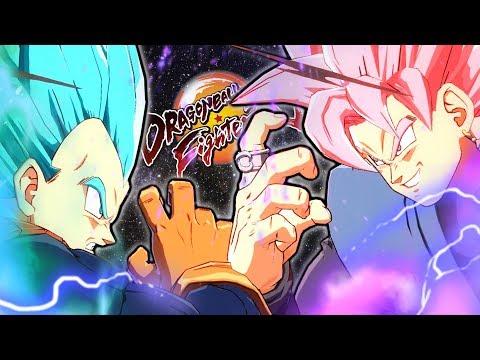 BATTLE, BATTLE, AND MORE BATTLE! Dragon Ball FighterZ |
