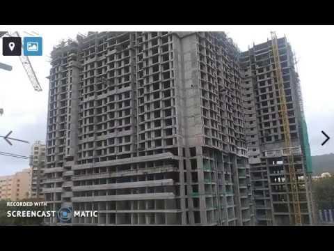 HDIL Whispering Towers, Sample Flats, Mulund West, Mumbai