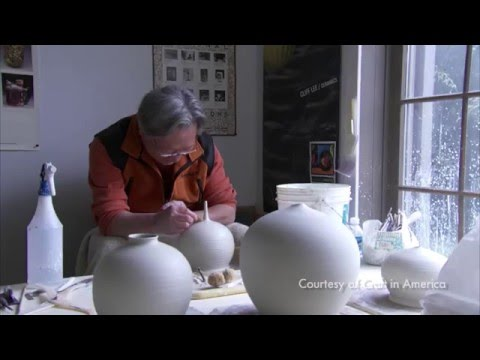 Conversations with Smithsonian Craft Artists: Cliff Lee