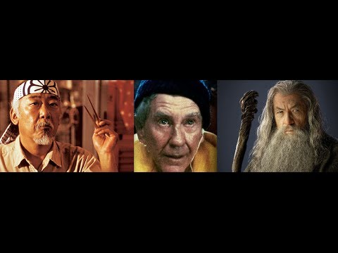 Top 5 Mentors in movie history.