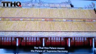 Video | Cố Đô Huế Phim 3D Tử Cấm Thành Huế | Co Do Hue Phim 3D Tu Cam Thanh Hue