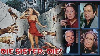 Die Sister Die (1972) | Horror Full Movie | Jack Ging, Edith Atwater | Movies With Subtitles