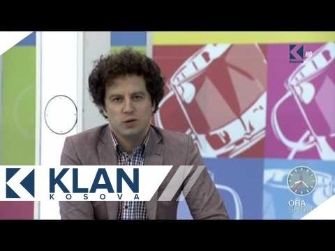 """Ora 7 - Mysafir Florent Abrashi dhe kënga e tij më e re """"Ti je aty"""" - Klan Kosova"""