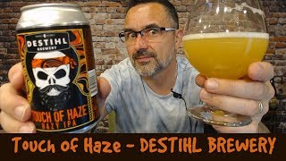 Touch Of Haze - DESTIHL Brewery, Beer Tasting Experience #25