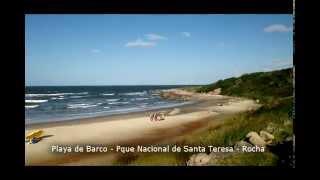 Playa del Barco - Parque Nacional de Santa Teresa - Rocha - Uruguay