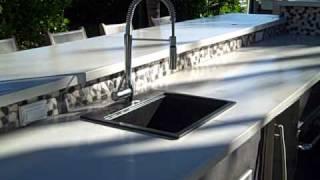 Florida Outdoor Kitchen Design 4