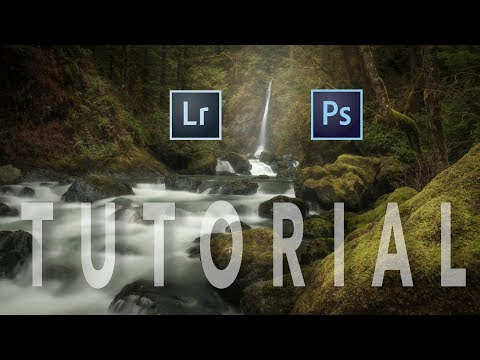 From start to finish photo post processing tutorial | Landscape Photography | Vancouver Island