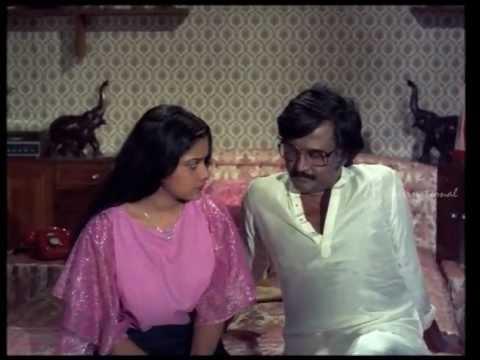 Nallavanuku Nallavan | Tamil Movie | Scenes | Clips | Comedy | Songs | Rajni Advising Daughter