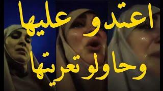 رسالة عدلان ملاح الى البرلمانية طهراوي بعد المشكل الذي حدث لها