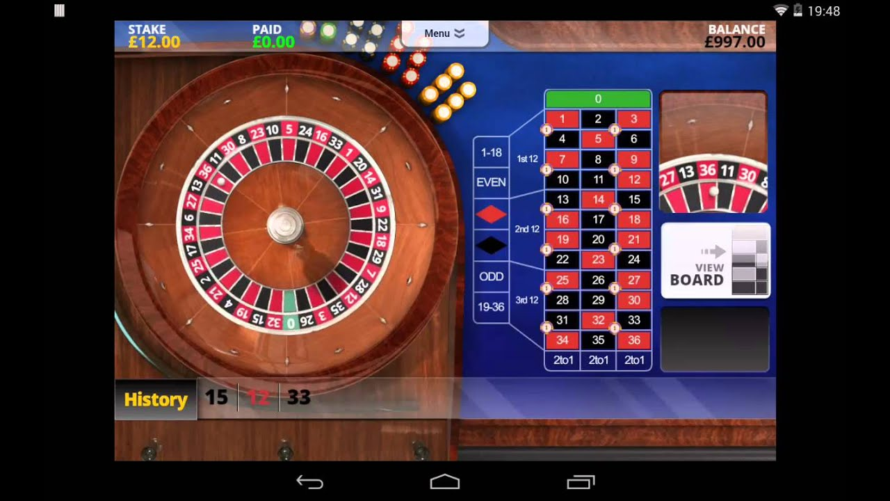 Sky Vegas Free Play Roulette Fixed (winning £27 in 3 ...