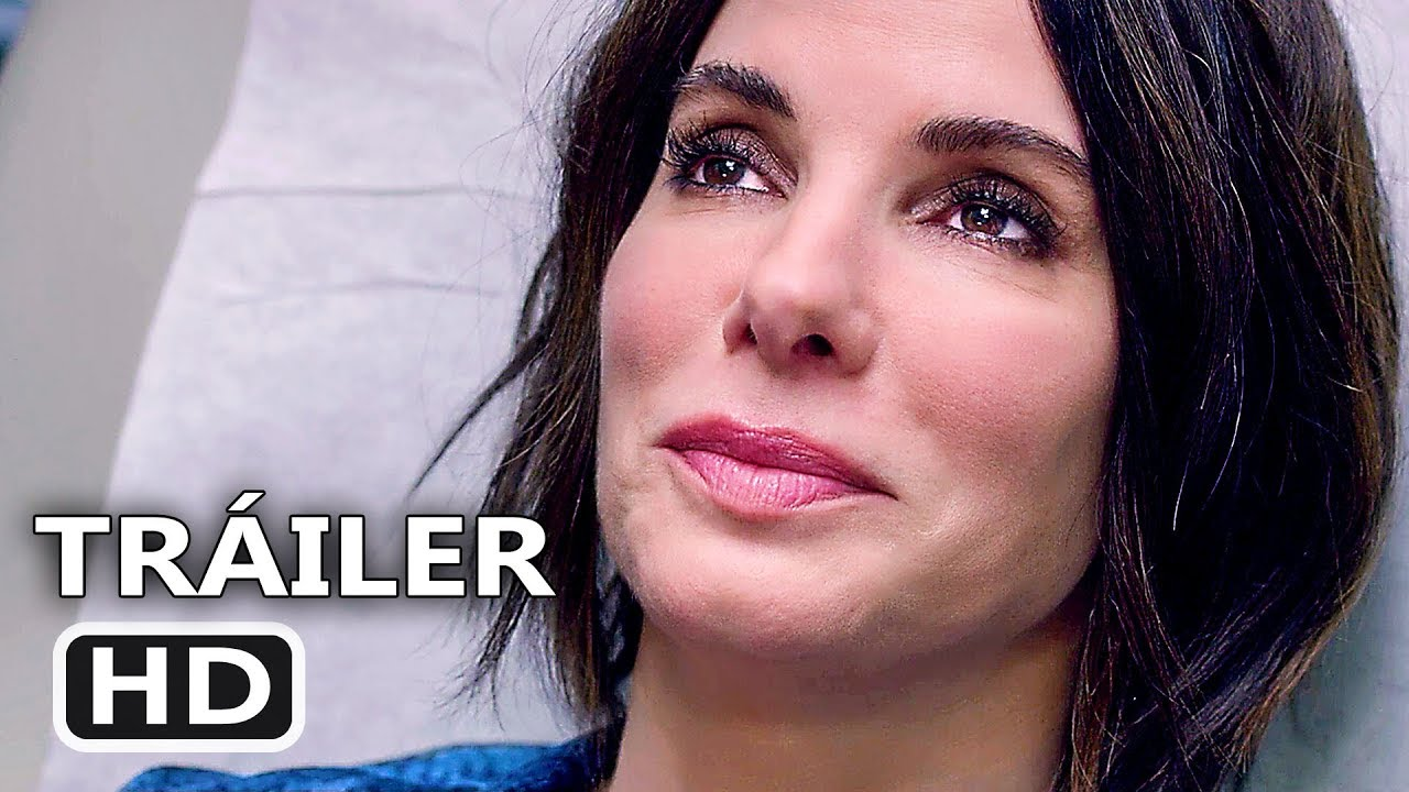 A CIEGAS Tráiler Español SUBTITULADO (Terror, 2018) Sandra Bullock, Thriller Netflix