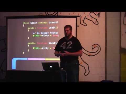Intermediate OOP in PHP