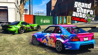 GTA 5 - Nieuwe Autos Tuning! Grand Theft Auto 5 Update
