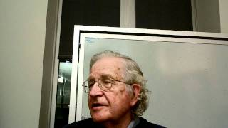 Noam Chomsky on Libertarian Socialism and Intellectuals