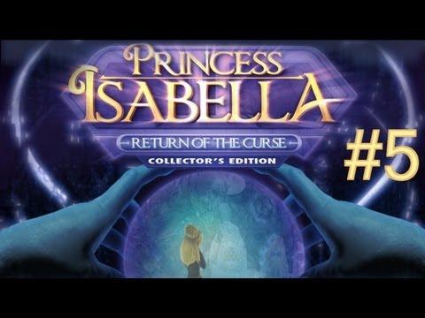 Princess Isabella 2: Return Of The Curse Walkthrough Part 5