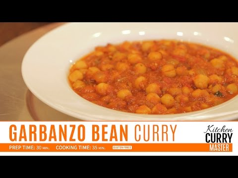 Garbanzo Bean Curry