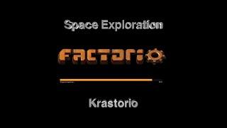 Space Exploration + Krastorio ep.52 (Factorio mod) Расход топлива ч2 и Наука на картах памяти ч1