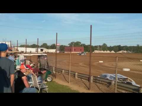 Summit Modifieds Hot Laps Part 2/2  Charleston Speedway