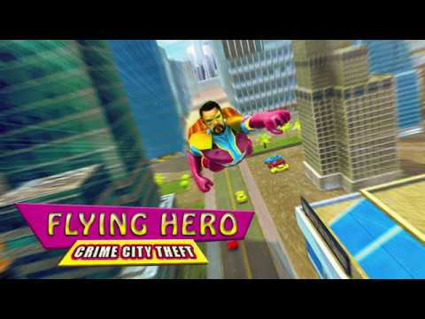 Flying Hero Crime for PC/Laptop - Free Download on Windows 7/8