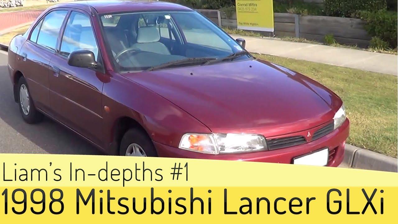 Mitsubishi lancer glxi 1998