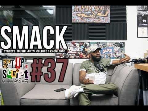 F.D.S #37 - SMACK - TALKS ABOUT MADISON SQUARE GARDEN CARD/ TOTAL SLAUGHTER CALLING HIM / TERMINAL 5