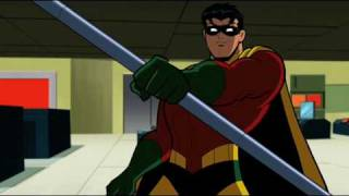 2 BATMAN: THE BRAVE & THE BOLD Sidekicks Assemble - Aqualad, Robin and Speedy