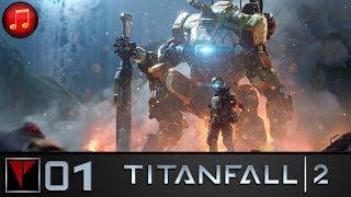TITANFALL 2: слепое прохождение 1 - Высадка на Тифон (Becom One)