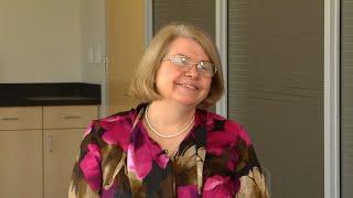 Karen Kedrowski, director of the Carrie Chapman Catt Center