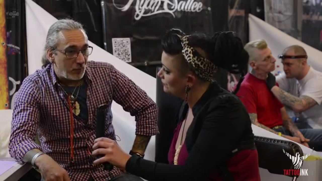 2014 Rotterdam Tattoo Convention