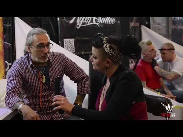 2014 Rotterdam Tattoo Convention