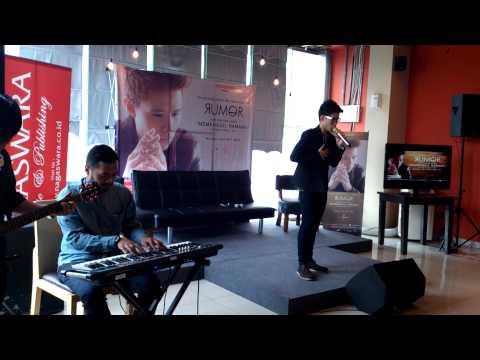 Live Launching Rumor Memanggil Namamu, Showcase di Sere Manis Jakarta