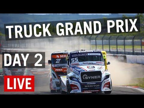 LIVE Truck Grand Prix 2019 - Nurburgring