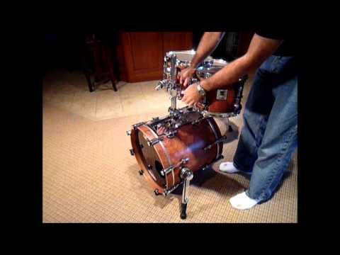 Sonor Designer Series Drums