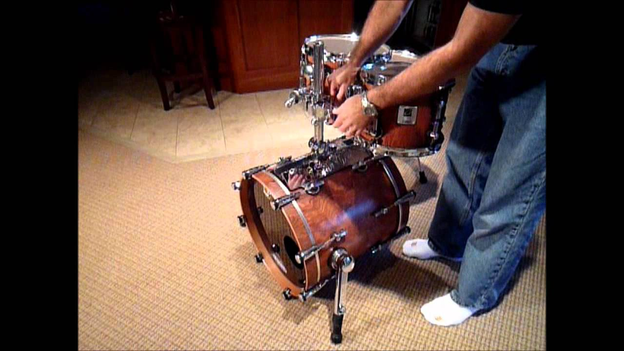 03fd5a347d79 Sonor Designer Series Drums - YouTube