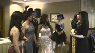 Ms. Jade Rawlins Wins First Runner Up as Ms. Perfect Creature Pageant 2011