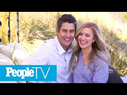 Lauren Burnham Says She's Hoping To A Start A Family With Arie Luyendyk Jr. | PeopleTV