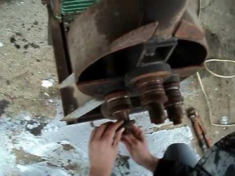 видео: САМОДЕЛЬНЫЙ Трубогиб. tube bender