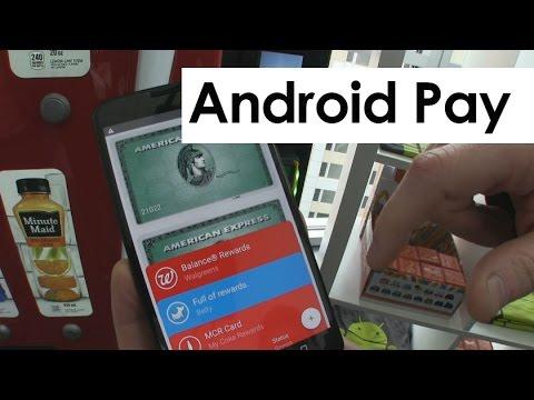 Así funciona Android Pay