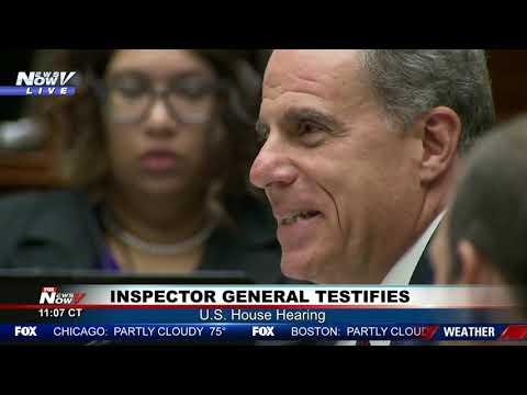 IG REPORT COMING: Inspector General Testifies