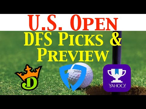 US Open 2019 - The Putting Green PGA DFS DraftKings Fantasy Picks & Preview 2019