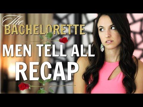 Bachelorette Hannah B Men Tell All Recap