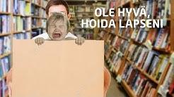 Oikeutetut vanhemmat - Päiväkoti kirjakauppa