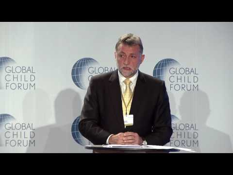 Global Child Forum SEA 2016 - Dr. Simon Lord, Group Chief Sustainability Officer, Sime Darby