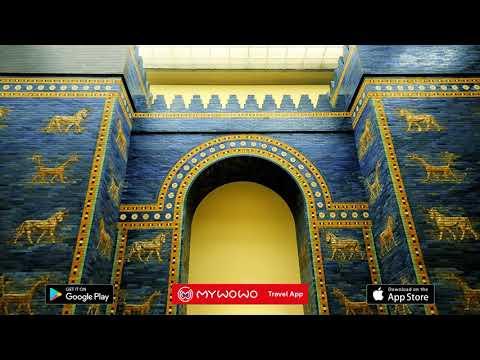 Museum Island – Pergamonmuseum – Works – Berlin – Audio guide – MyWoWo Travel App