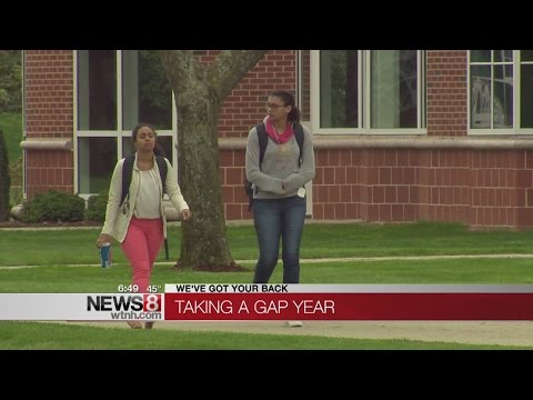 'Gap Year' becoming trend among students