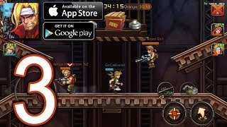 Metal Slug XX Online Android iOS Walkthrough - Part 3 - VS: Deul, Chapter 3: Shore